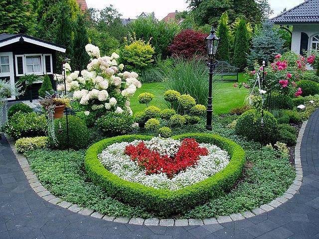 keindahan halaman rumah ketenangan minda relaks minda