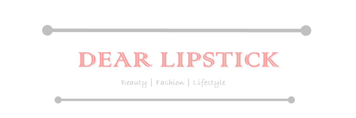 Dear Lipstick