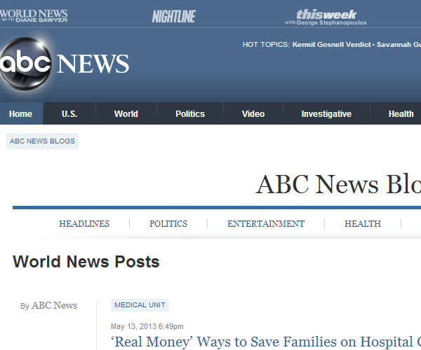 World News : ABC News