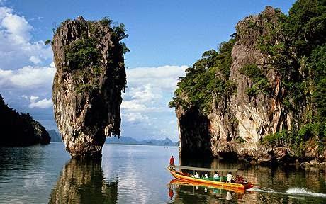 Tempat Wisata Di Thailand