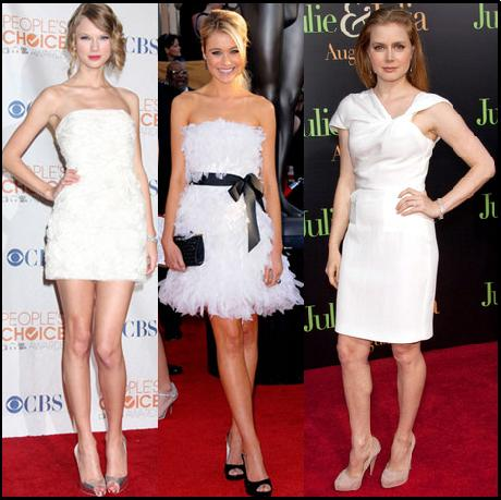 Party Dress on Of Slipping Into A Pretty White Party Dress No Longer A Distant Dream