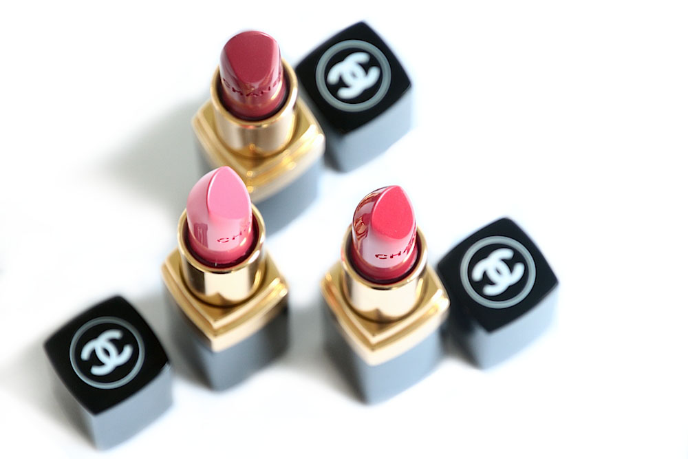 Chanel Rouge Coco nouvelle formule avis test swatches
