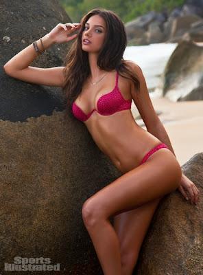 Kirby Griffen bikini