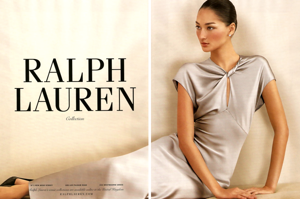 New Pic    ♥♥♥ Magdalena Frackowiak for Ralph Lauren Fall ...