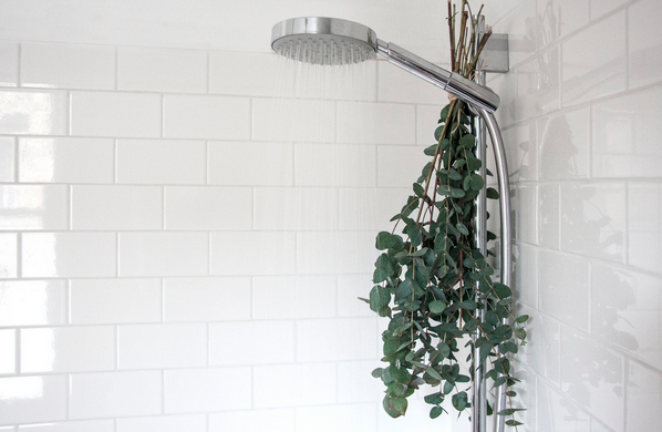 Why One Mom Is OBSESSED With Spraying Eucalyptus Oil In Her Shower: