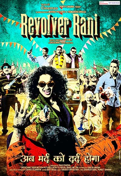Watch  Revolver Rani Online