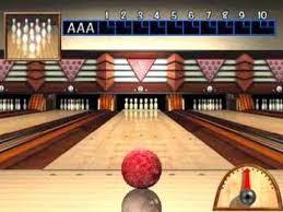 game bowling