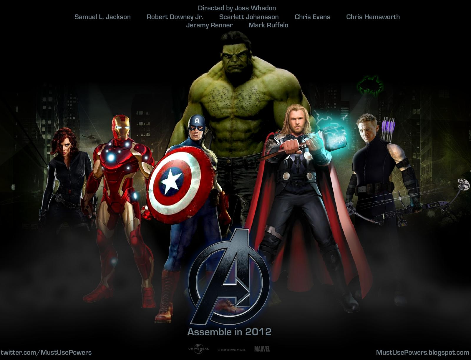 eats, reads & other bits: movie review - the avengers