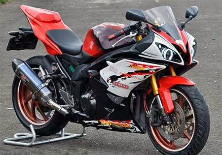 Modifikasi Ninja 250FI