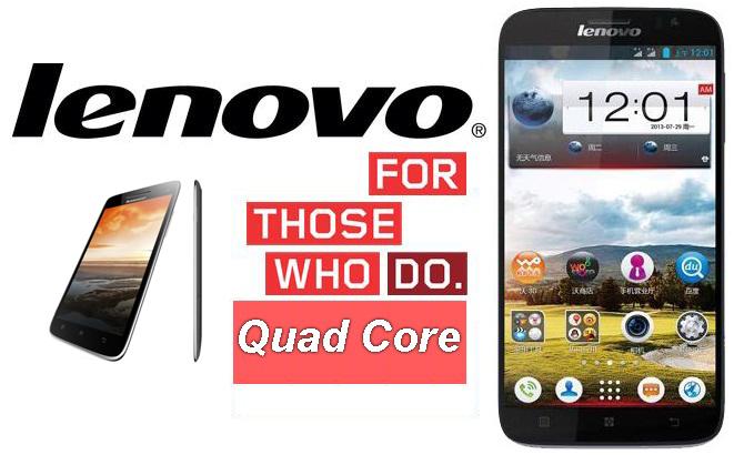 Harga HP Android Lenovo