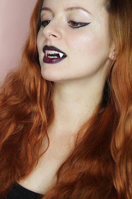 [270.] Prosta transformacja w wampirzycę.