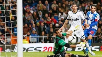 Xem lại đầy đủ trận Real Madrid vs Valladolid