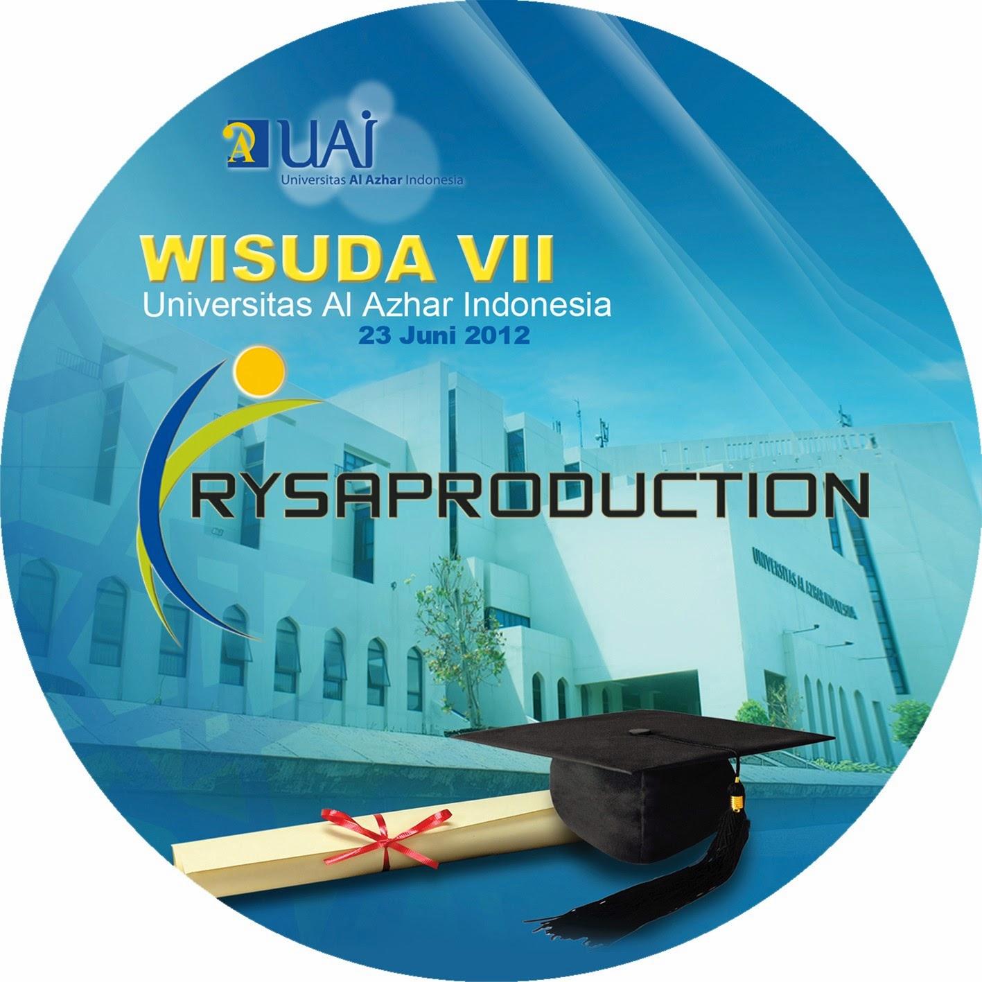 Wisuda Al Azhar Indonesia