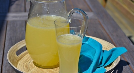 </p> <p>Drinking lemon water every morning