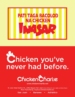 Bacolod Chicken Mang Inasal
