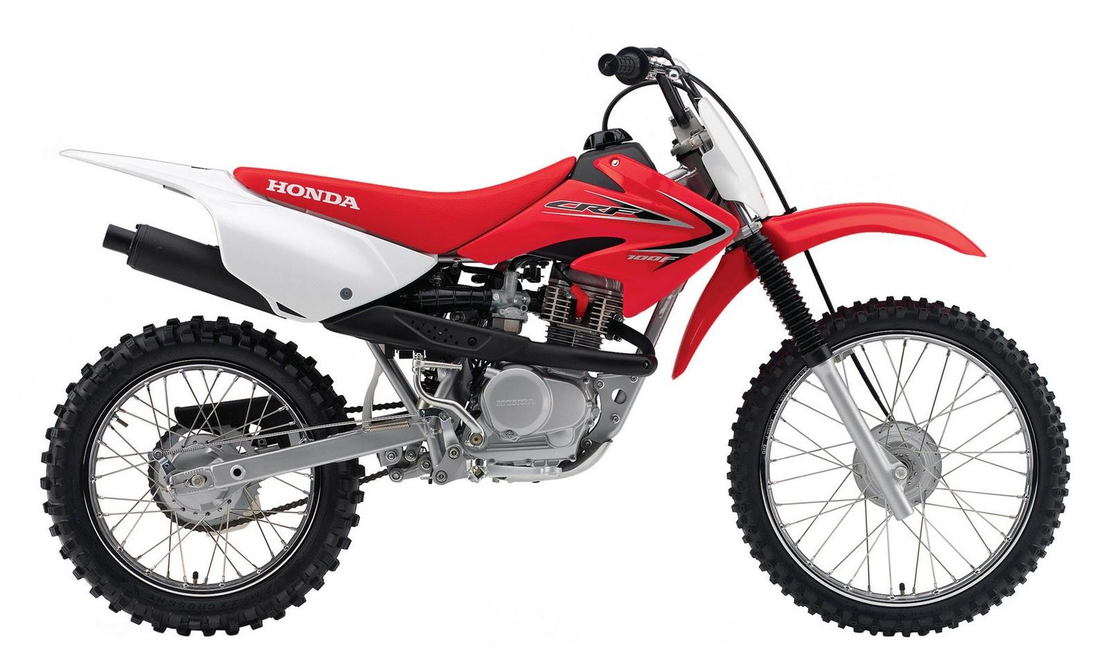 Honda Motorcycle Pictures: Honda CRF 100 F - 2011