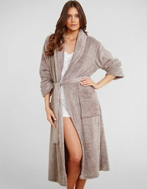 housecoat or dressing gown