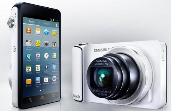 Samsung Galaxy Camera, Kamera dengan OS Android