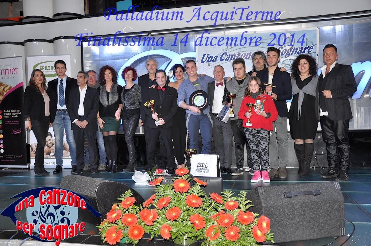 Finalissima 14 dicembre 2014 Palladium Acqui Terme (AL)