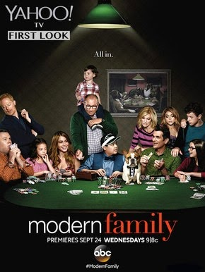 Download Modern Family S06E01 HDTV AVI + RMVB Legendado Baixar Seriado