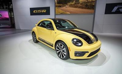 2014 Volkswagen Beetle GSR Review & Release Date