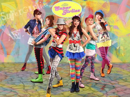 SuperGirlies - Hip Hip Hura