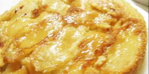 Tarta de Manzana y Ricota