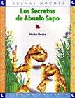 LOS SECRETOS DEL ABUELO SAPO--KEIKO  KASZA