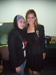 Me with Pembaca Berita RTM