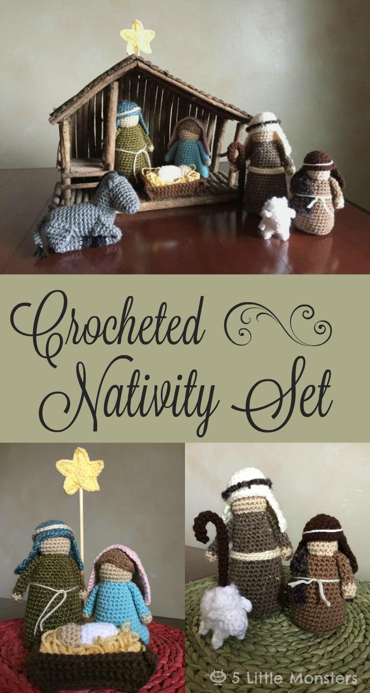 Nativity Scene Patterns Unique Inspiration Design