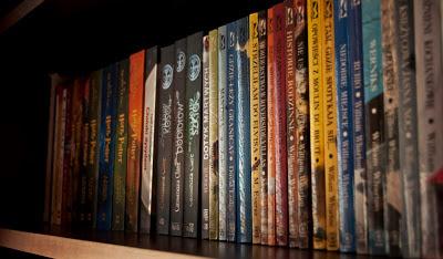Korci mnie czytanie... 2013 rok
