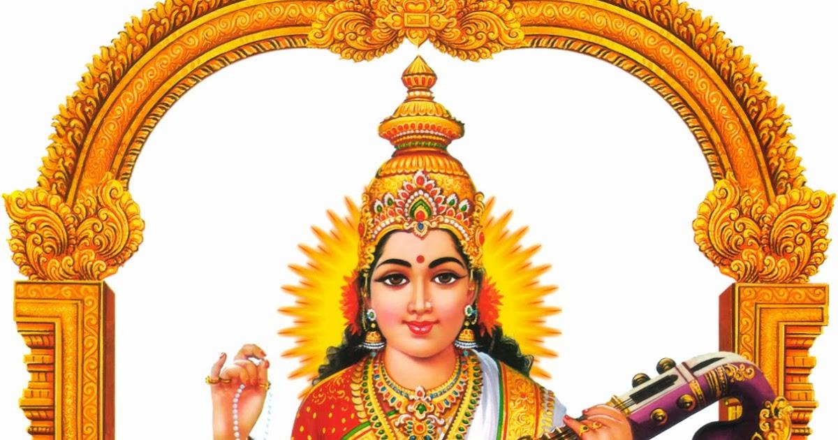 hindu gods godess saraswati devi