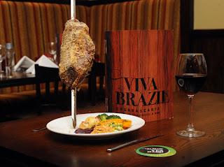 The Glasgow Exeperience - Viva Brazil - Restaurant Glasgow