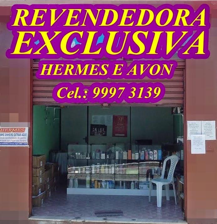 REVENDEDORA AUTORIZADA HERMES E AVON