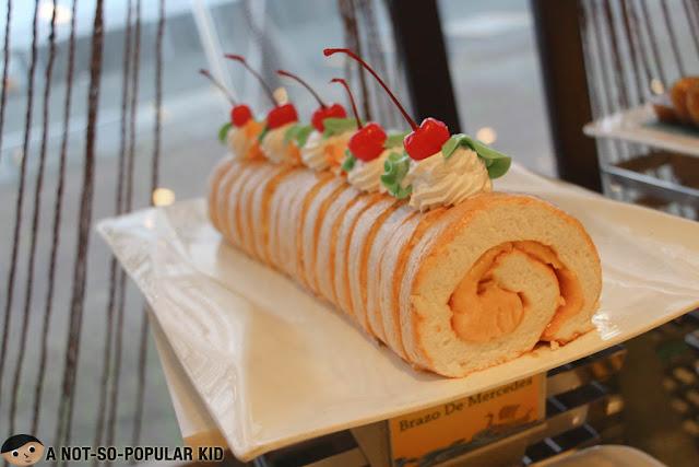 Brazo de Mercedez Cake in Vikings