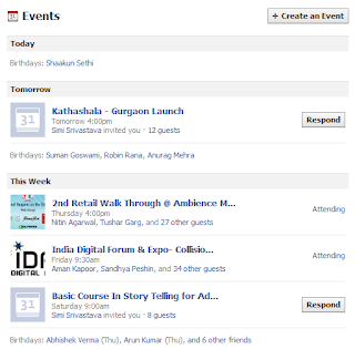 indiamart knowledge services doing an event promote it free on