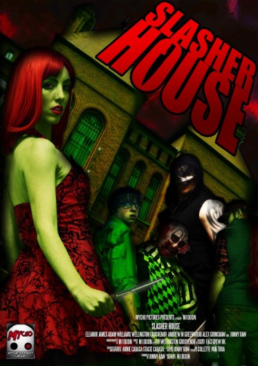 Slasher House 2012   
