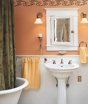 Modernos ba os vintage en el 2012 2013 decoracion de salones - Banos vintage modernos ...