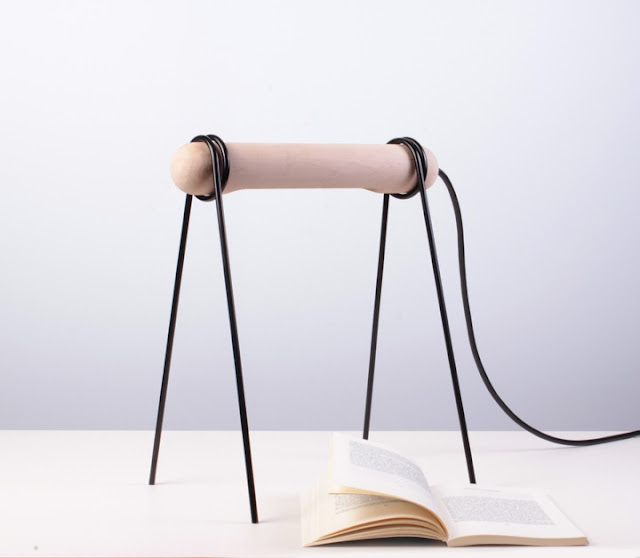 {Design} 123 Lamp by Federico Floriani