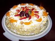 Slagroom TaartThe BEST cake ever :)