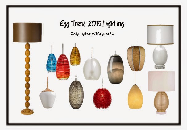 egg motifs, eggs decor trend 2015, egg shapes, egg patterns in textiles
