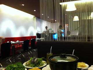 Lua Restaurant - Ho Chi Minh Ville