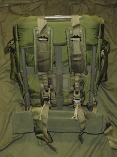 FIELD PACK, COMBAT, NYLON, MEDIUM
