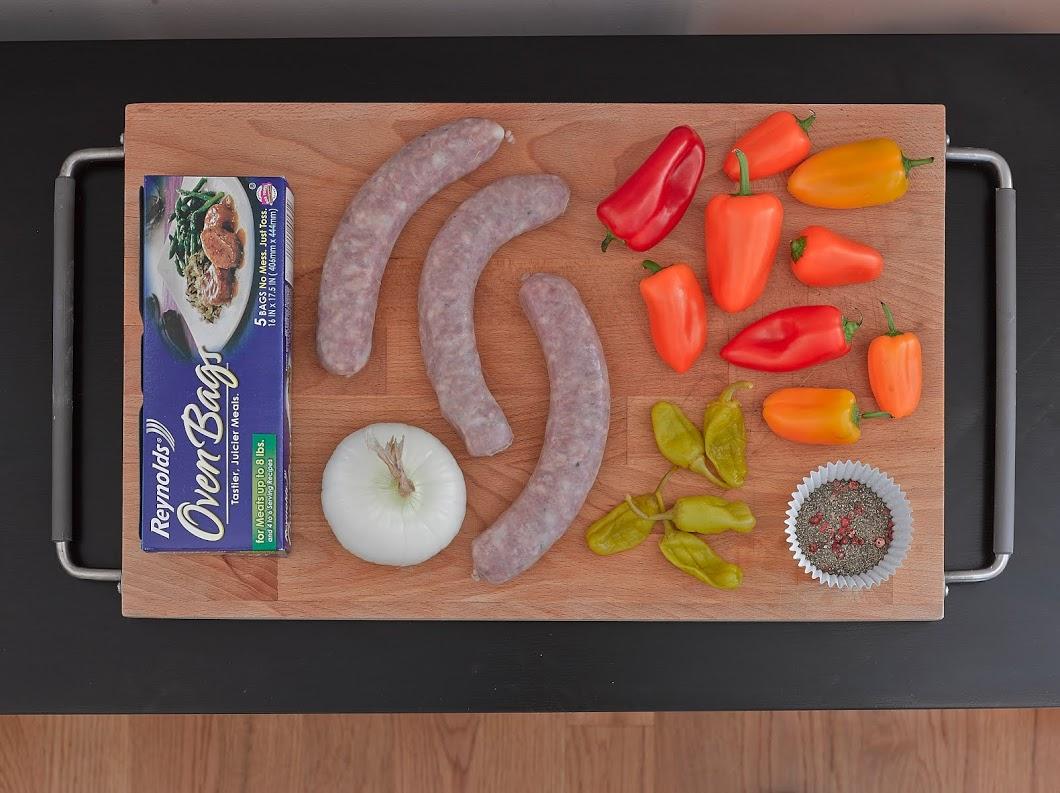 Recipe for delicious Oven Chicken Fajitas at my3monsters.com
