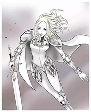 The Warrior's Wedge Manga