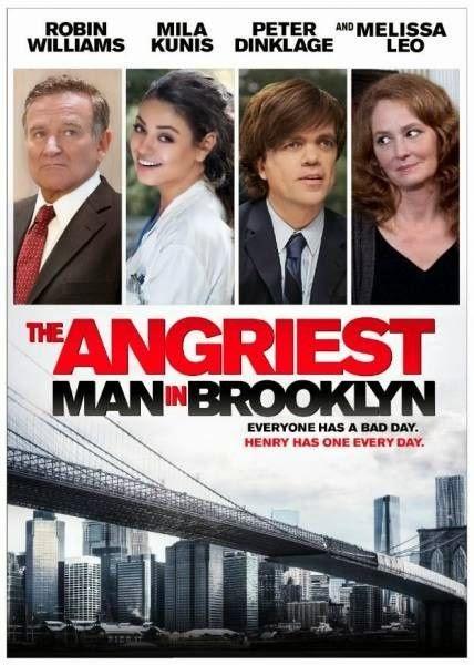 xem phim Giờ Phút Sinh Tử - The Angriest Man In Brooklyn 2014 full hd vietsub online poster