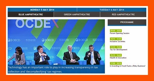 OECD Week 2014: Paris, May 5-7