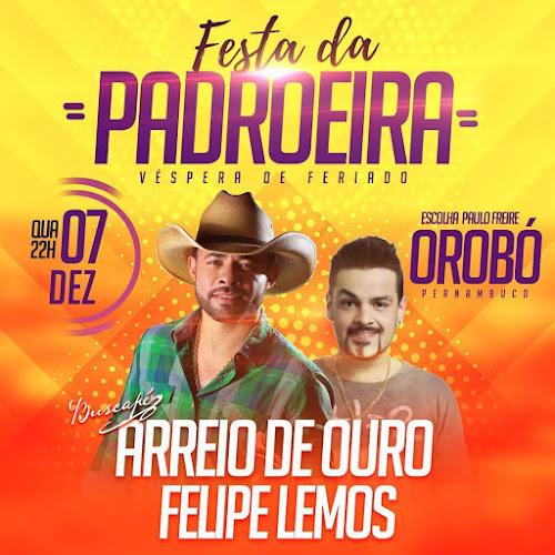Festa da Padroeira 2016 - Escola Paulo Freire - Orobó-PE