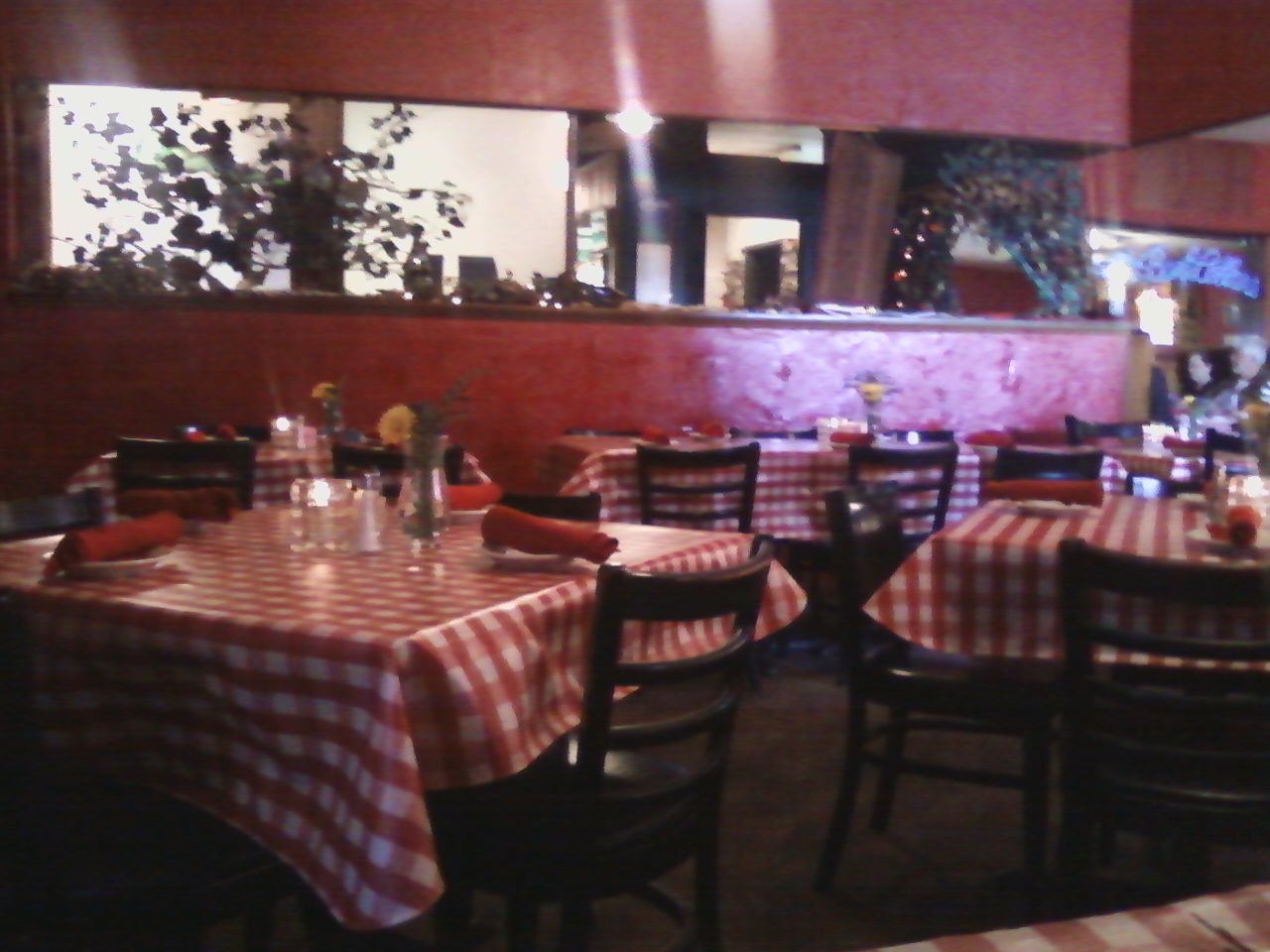 Youve been reviewed naples italian restaurant in for Dining room tables knoxville tn