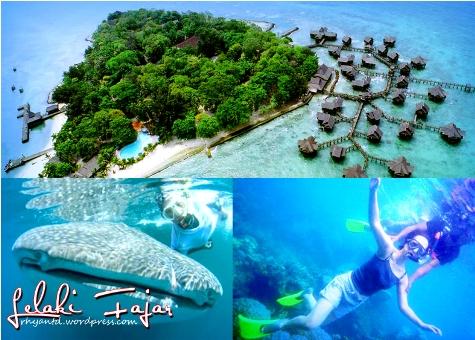 Pesona Pulau Bidadari Di Kepulauan Seribu
